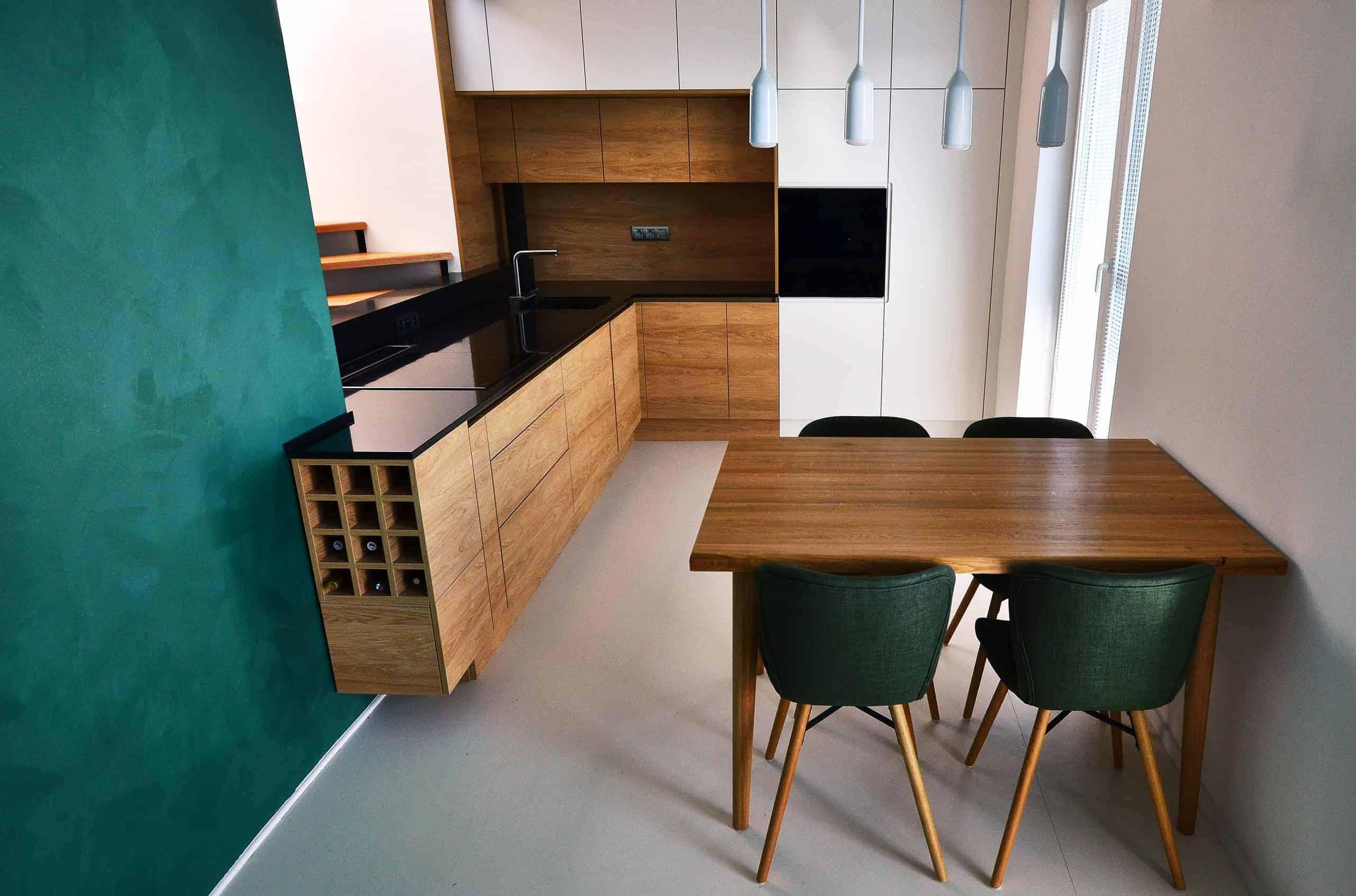 Kuchyne Na Mieru Bratislava Technistone Hickory (3)